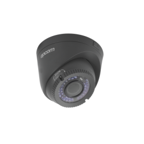Cámara eyeball híbrida TurboHD 720p/Analógico 1200TVL lente varifocal 2.8 - 12 mm IR inteligente 40m