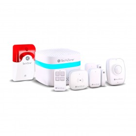 Kit de seguridad Smart Home